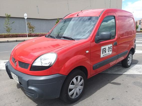 Renault Kangoo Carga 1600 Cc M/t Aa 2009