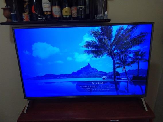 Tv LG 43 Defeito Tela Azulada