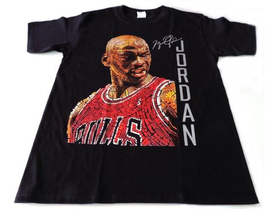 Michael Jordan Playera Bulls Md Marcas Nba Ace70