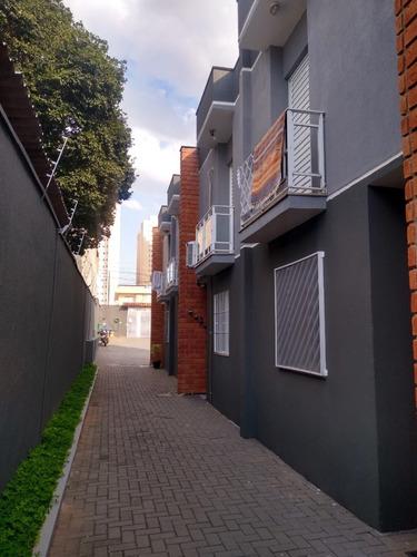 Casa Em Condominio - Vila Carmosina - Ref: 567 - V-567
