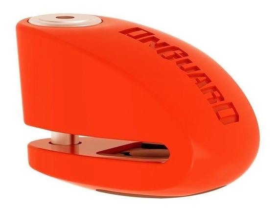 Candado Moto Disco Con Alarma Onguard Boxer 8263 Inteligente