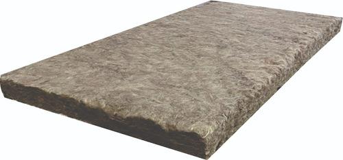Imagen 1 de 6 de Lana Roca Mineral Aislante  500 X 1000 X 50 Mm 40 Kg/m3