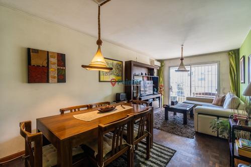 Espectacular Apartamento De 2 Dorm+garaje / Tres Cruces