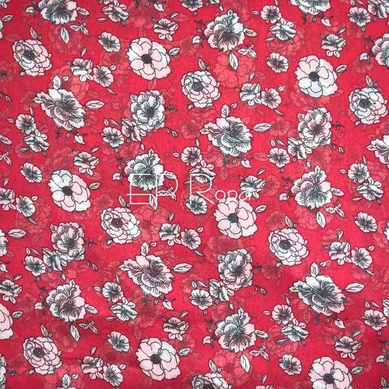 Kimono Largo Flores Flecos Cardigan Seda Mujer Animal Print