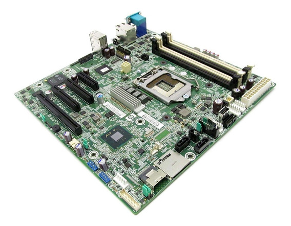 Placa Mãe Servidor Proliant Hp Ml110 G7 Torre Sp: 694426-001