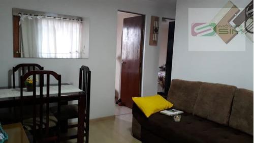 Imagem 1 de 12 de Apartamento Em Altos De Vila Prudente - São Paulo - 4402
