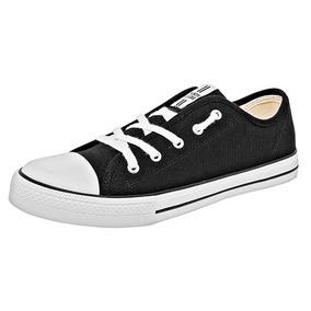 Tenis Sneaker North Star Niños Textil Negro J60328 Dtt