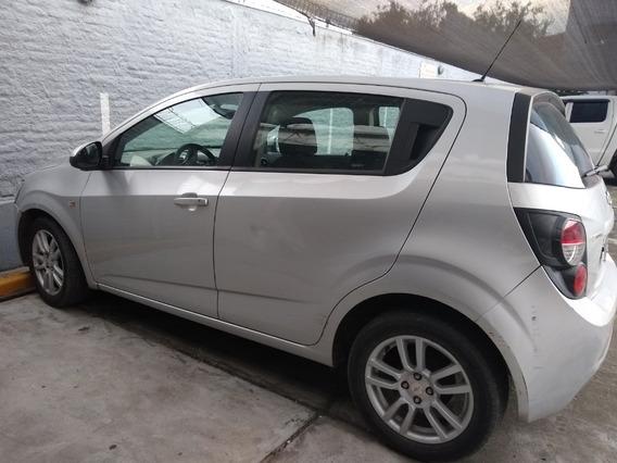 Chevrolet Sonic 1.6 Lt (115cv) 5ptas. 2013 38.610 Km