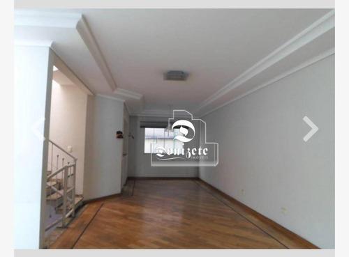 Sobrado Com 3 Dormitórios À Venda, 234 M² Por R$ 1.050.000,10 - Vila Gilda - Santo André/sp - So1143