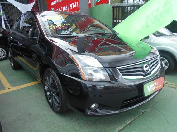 Nissan Sentra 2.0 16v Gasolina 4p Manual