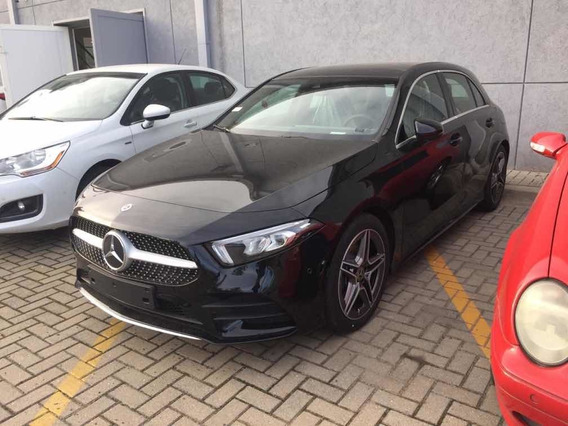 Mercedes-benz Clase A 2.0 A250 Amg-line 211cv 224 Hp Leer