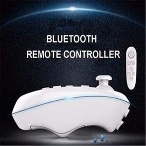 Mini Controle Remoto Branco Para Oculos De Realidade Virtual