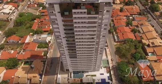 Apartamentos 3 Suítes, 108 M² Na 207 Sul - Green Lake Residence - Ap0067