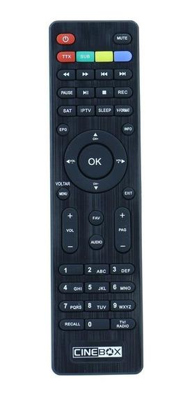 Controle Remoto Tv Ci-ne Aparelho B0x Smart Todos Fan_ta-sia