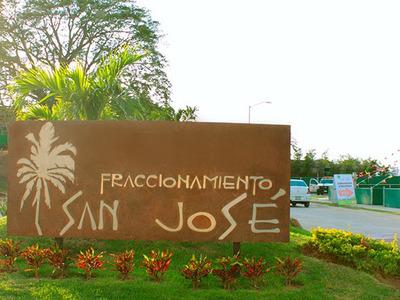 Desarrollo Fraccionamiento San José