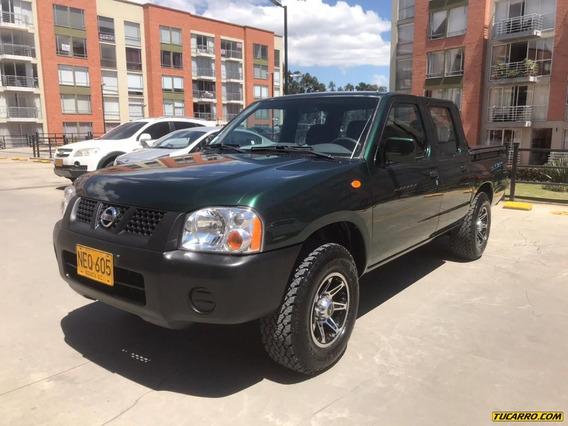 Nissan Frontier Np 300 2.4cc Mt 4x2