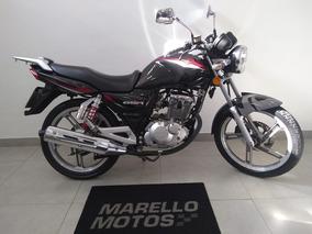 Suzuki Gsr 125cc 15/16 Impecável, Única Dona, Baixa Km