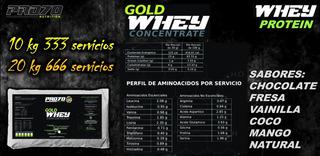 Pro70 20 Kg Gold
