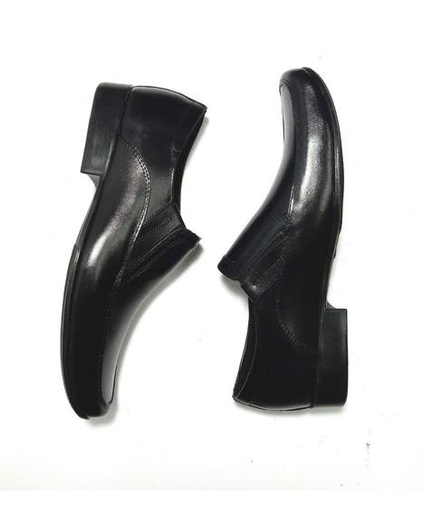 Zapato En Cuero Formal De Hombre