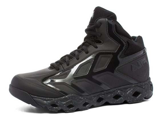 Zapatos Fila Original 75v Torranado Basketball Shoe Black