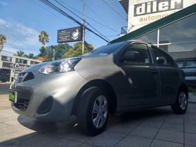 Nissan March 1.6 Active Pure Drive 2017 5 Puertas 46655831