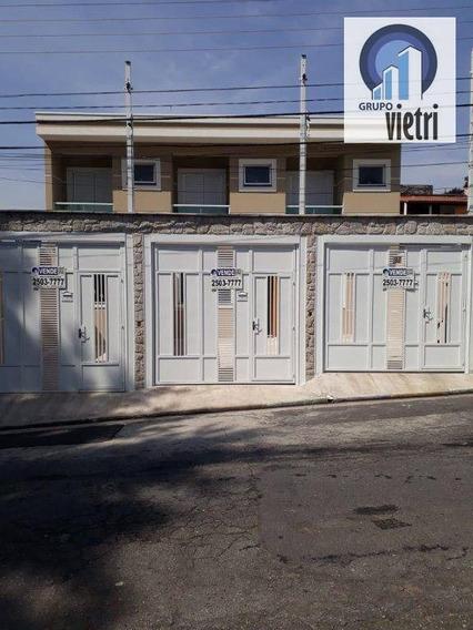 Sobrado Com 2 Dormitórios À Venda, 70 M² Por R$ 410.000,00 - Pirituba - São Paulo/sp - So2323