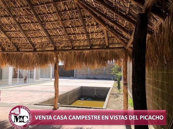 Venta Casa Campestre En Vistas Del Picacho