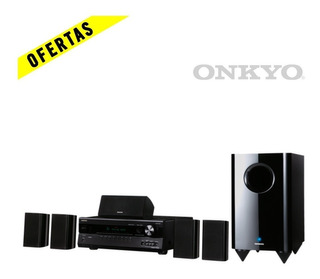 Sistema Home Theater Onkyo Ht-6305 5.1 Canales Sinto+bafles