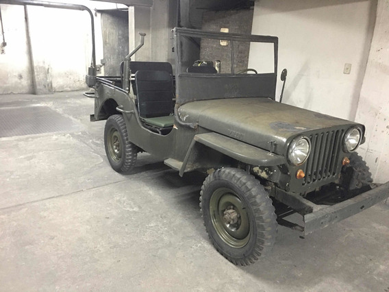 Jeep Jeep Willys 43 Cj2a