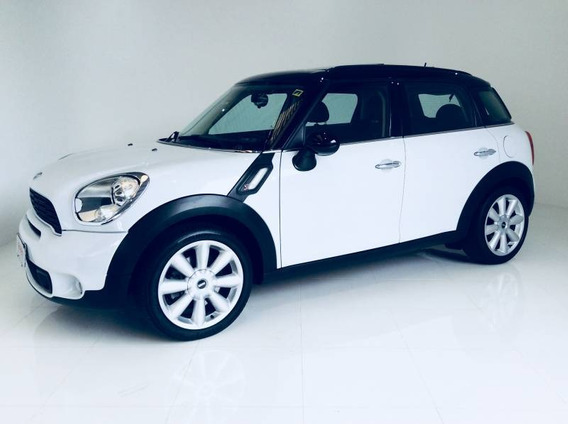 Mini Countryman 1.6 S Turbo 2013
