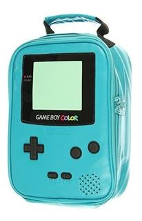 Nintendo Game Boy Color Lonchera Importada Bioworld