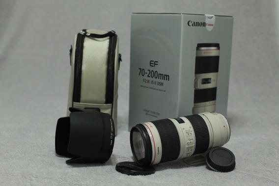 Lente Canon 70-200 Is L Ii Usm