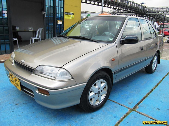 Chevrolet Swift 1300cc Mt Aa