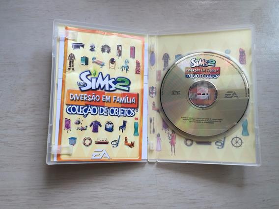 2 Pacotes De Expansão De The Sims 2 Para Pc