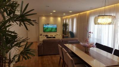 Apartamento No Parque Clube Com 3 Dormitórios À Venda, 151 M² Por R$ 1.100.000,00 - Vila Augusta - Guarulhos/sp - Ap0085