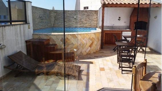 Apartamento Em Jardim Henriqueta, Taboão Da Serra/sp De 137m² 2 Quartos À Venda Por R$ 556.500,00 - Ap181421