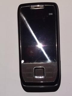 Celular Nokia E66 + Tv (sem Bateria)para Uso Das Peças