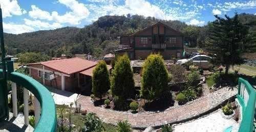 Casa En Venta En Temascaltepec.