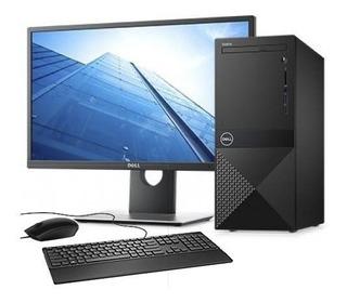 Dell Vostro 3470 Sff Core I3 Ram 4gb Hdd 18.5 Windows 10 Pro