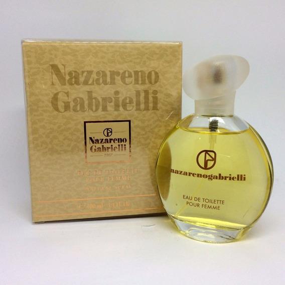 Perfume Nazareno Gabrielli Edt Feminino 100ml Original.