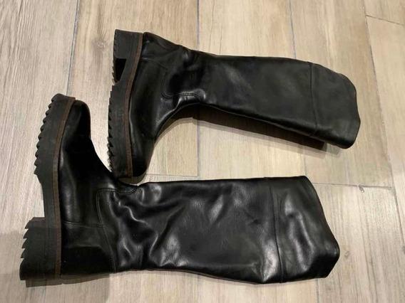 Botas Caña Alta Mujer Poco Uso
