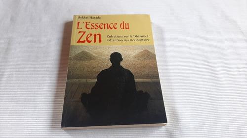 Essence Du Zen Sekkei Harada De L Eveil
