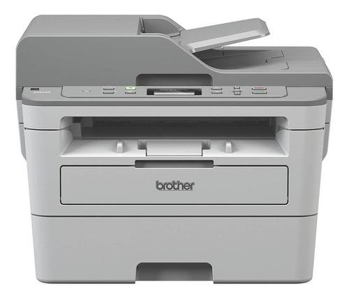 Imagem 1 de 2 de Brother DCPB7535DW multifuncional Mono Láser Tóner Benefit cor Cinza 110V - 120V