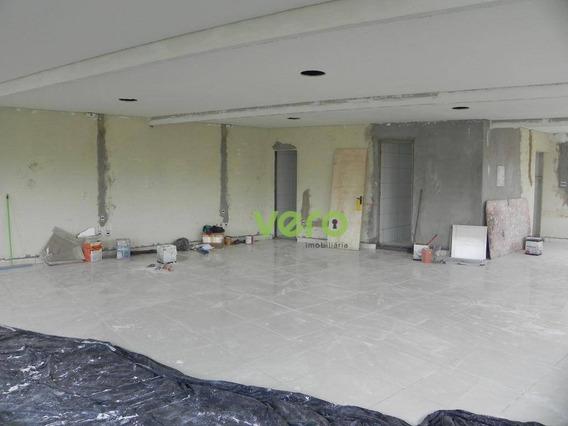 Sala Para Alugar, 160 M² Por R$ 2.000,00/mês - Vila Nossa Senhora De Fátima - Americana/sp - Sa0009