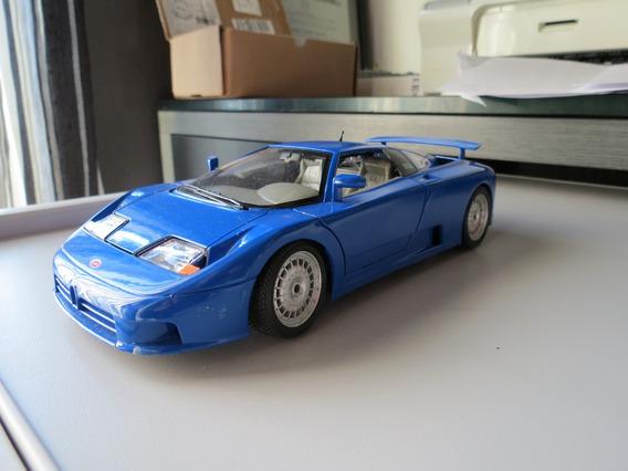 Replica Automoveis Escala 1/18 Bugatti Eb110