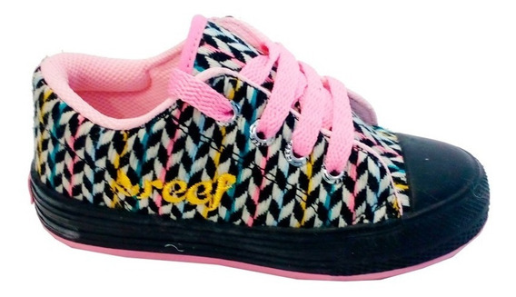 Zapatillas Niñas Marca Reef Modelo Gemma (r638)
