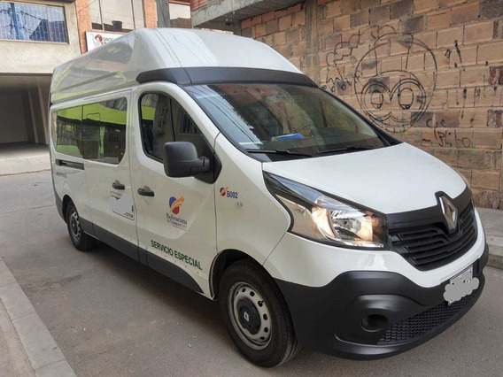 Renault Camioneta Trafic 9ps Van