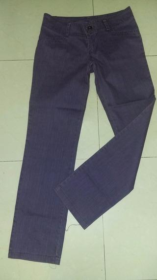Pantalon De Jean Elastizado Marca Nare Talle M Nuevo