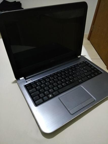 Notebook Dell P37g 003 - Modelo 5437 - Sucata Em Peças