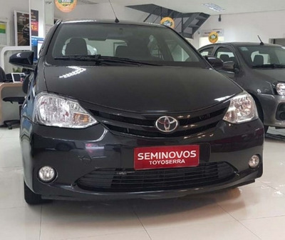Toyota Etios 1.5 Xs 16v Flex 4p Manual 2013/2014